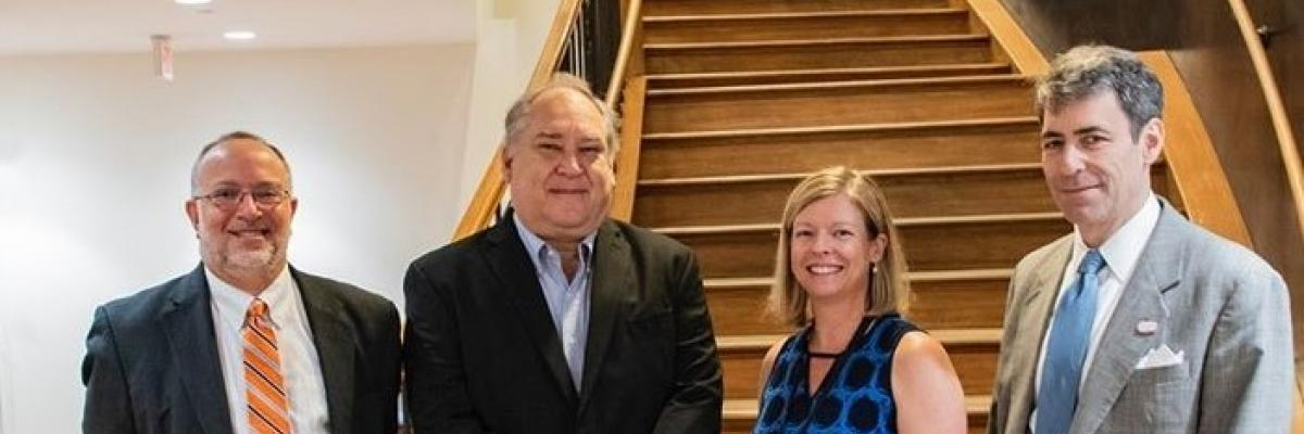 County Executive Marc Elrich visits Easterseals Medical Day Care